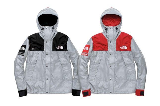 Supreme North Face 3M Collection Jacket Set Noflash 1