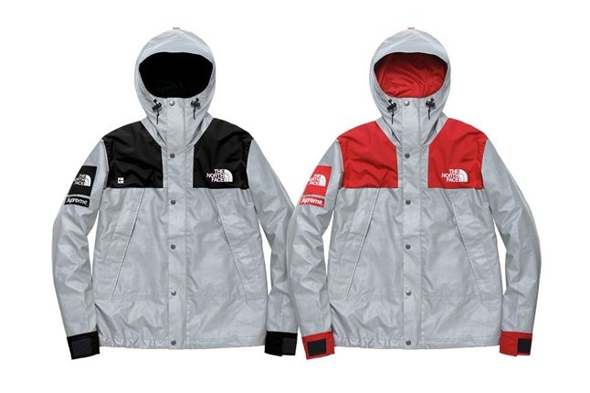 Supreme North Face 3M Collection Jacket Set Noflash 1