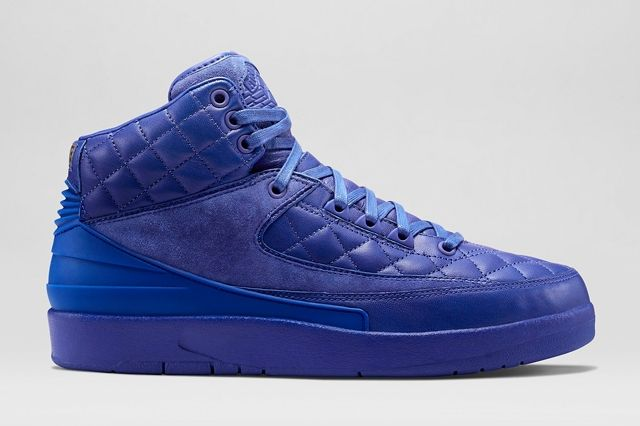 Air Jordan 2 Just Don Bumper 5