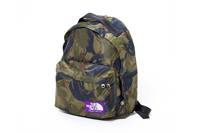 The North Face Purple Label Camo Bag Collection 4
