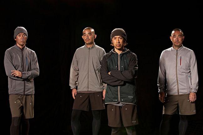 Nike Gyakusou International Running Association 9 1