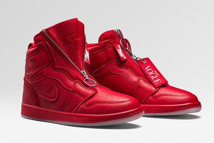 Air Jordan 1 Vogue Anna Wintour Awok 6