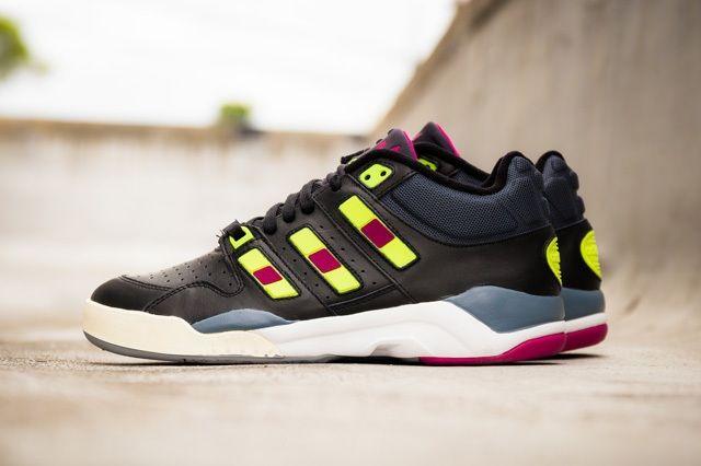 Adidas Originals Torsion Court Strategy Og Collection 1