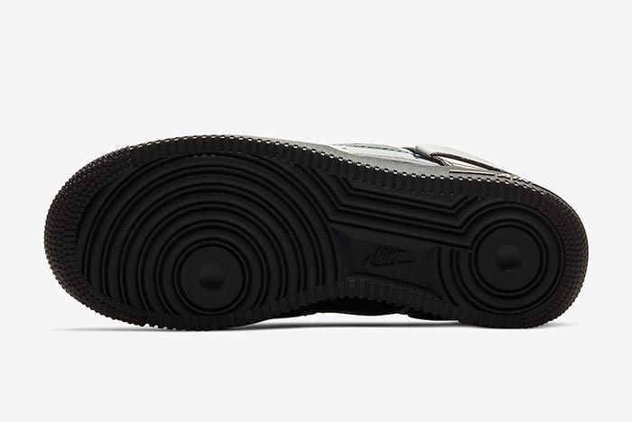 Nike Air Force 1 Vandalized Sole Shot
