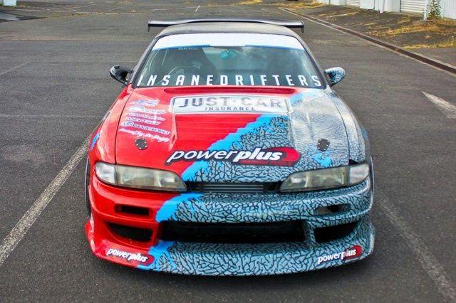 Insane Drifters 2014 Drift Cars 8