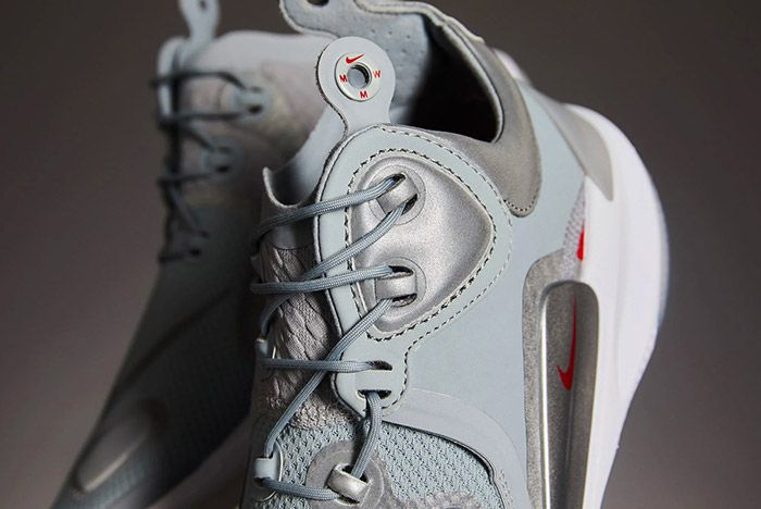 Nike Matthew M Williams Joyride Cc3 Setter Grey Lace Detail