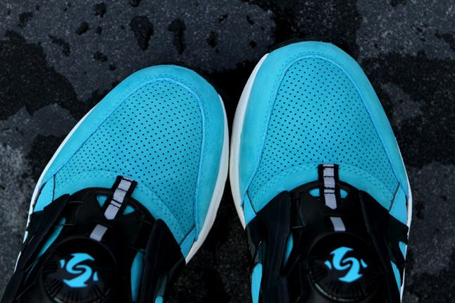 Ronnie Fieg Puma Disc Blaze Preview The Cove Perforated Toes 1