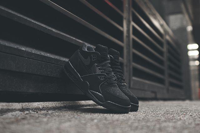 Nike Air Flight 89 Black