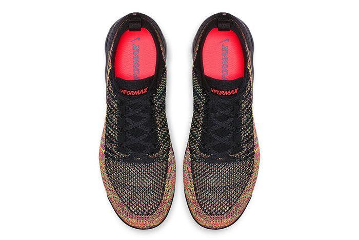 Nike Air Vapormax 2 0 Multicolour Black 2