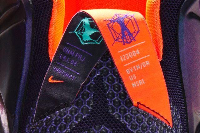 Nike Lebron 12 Instinct Bump 8