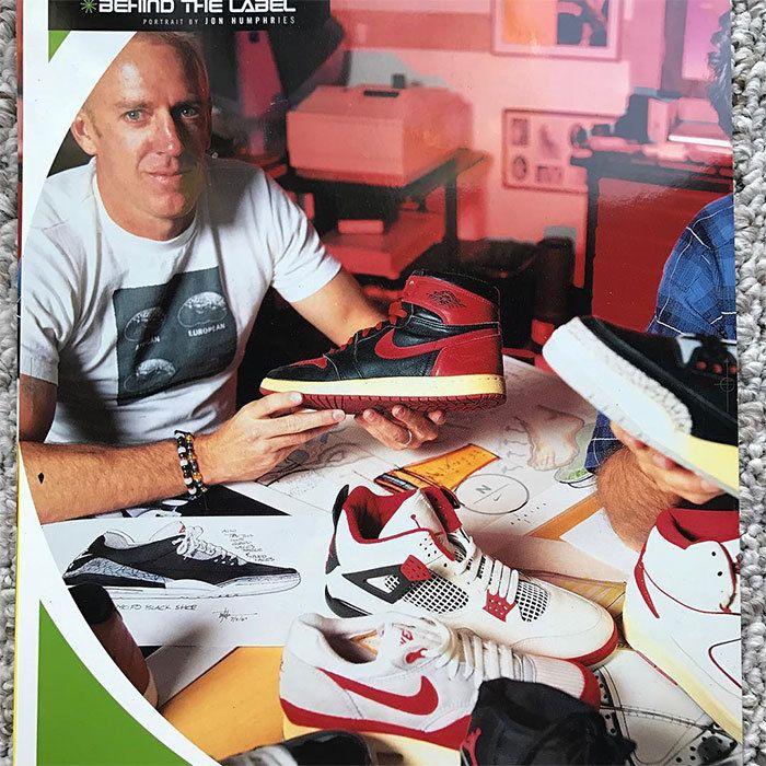 Sandy Bodecker Nike Sb 11