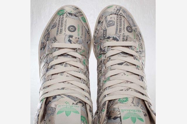 Adidas Jeremy Scott Money Top