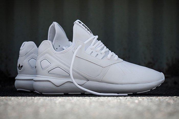 Adidas Tubular Whitewhite Black 1