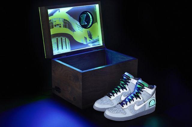 Doernbecher Nike 10Th Anniversary Dunk 3