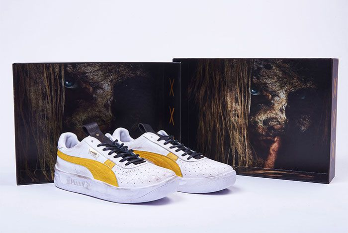 Walking Dead Puma Gv Special 4 Pair And Box