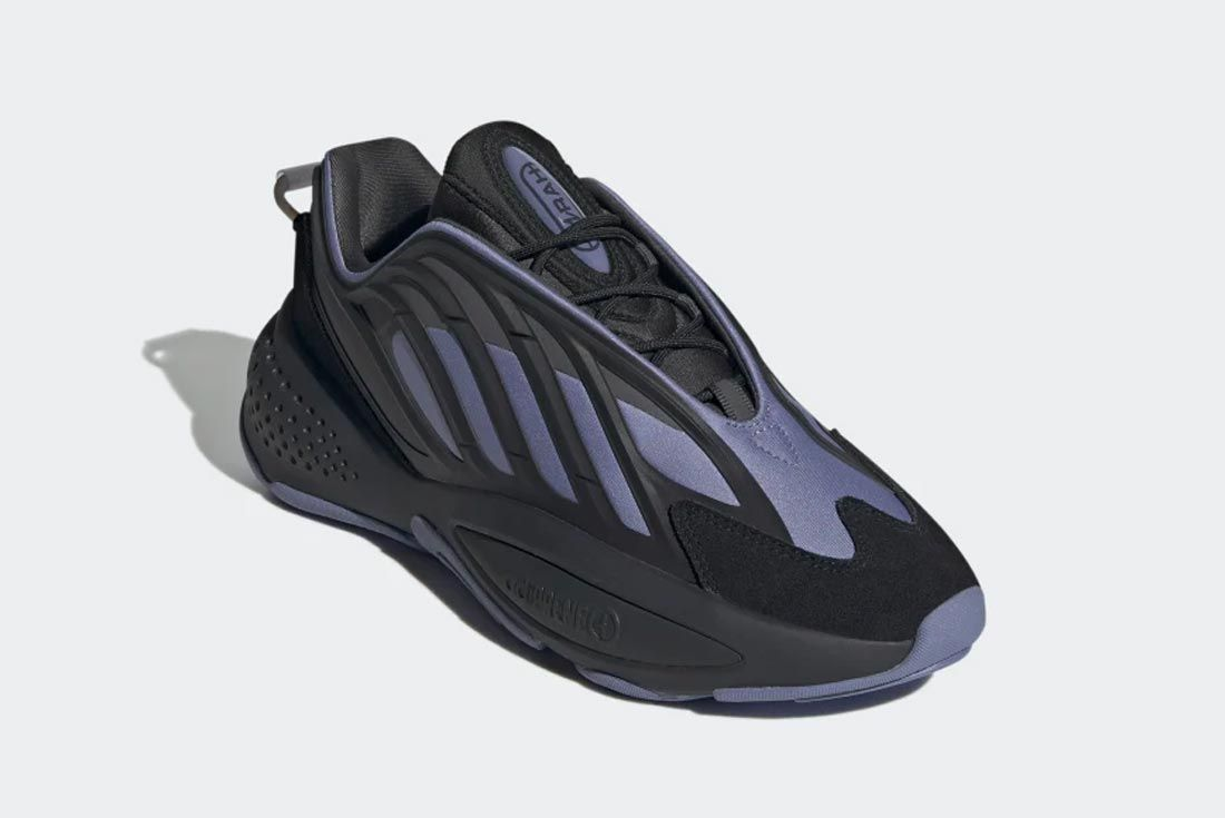 adidas Ozrah Carbon/Core Black/Orbit Violet