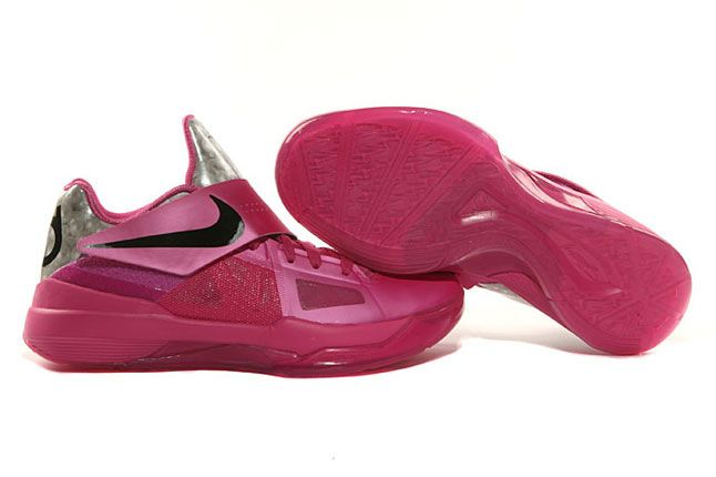 Nike Kd4 Aunt Pearl Think Pink 02 1