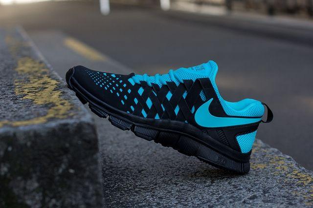 Nike Free Trainer 5 Blue Black