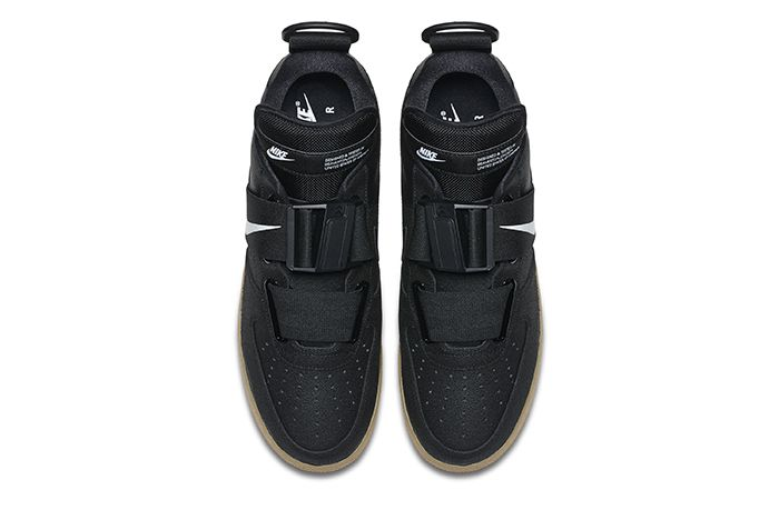 Nike Air Force 1 Low Utility Black Gum 3