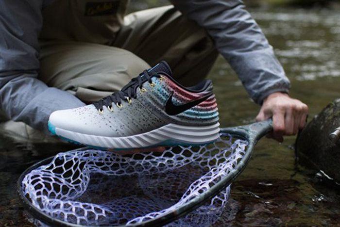 Nike Lunar Trout 2 Turf Rainbow Trout2