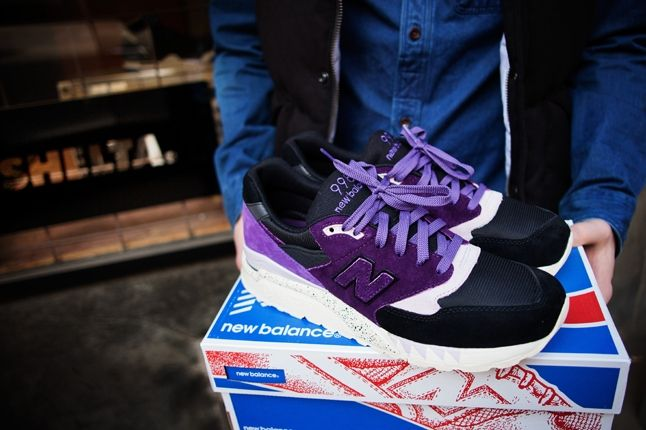 Sneaker Freaker X New Balance 998 Tassie Devil Shelta Launch 1