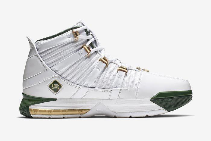 Nike Zoom Lebron 3 Svsm Release Medial