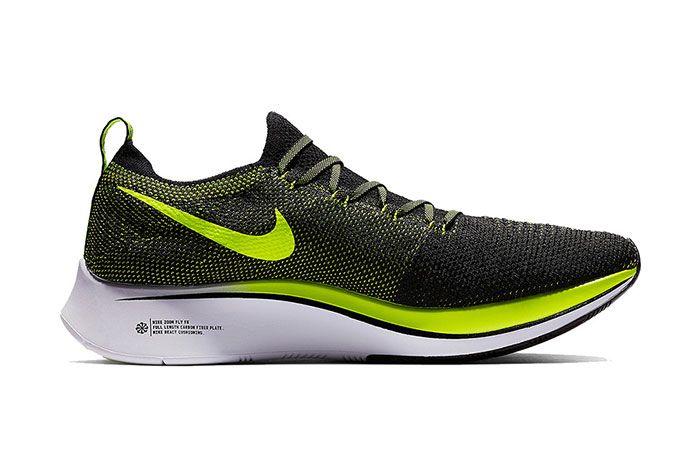 Nike Zoom Fly Flyknit Volt 2