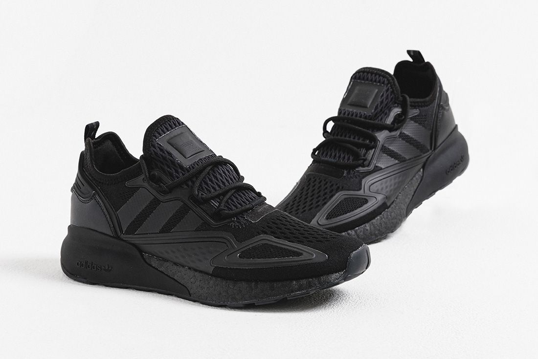 adidas ZX 2K BOOST hype dc black