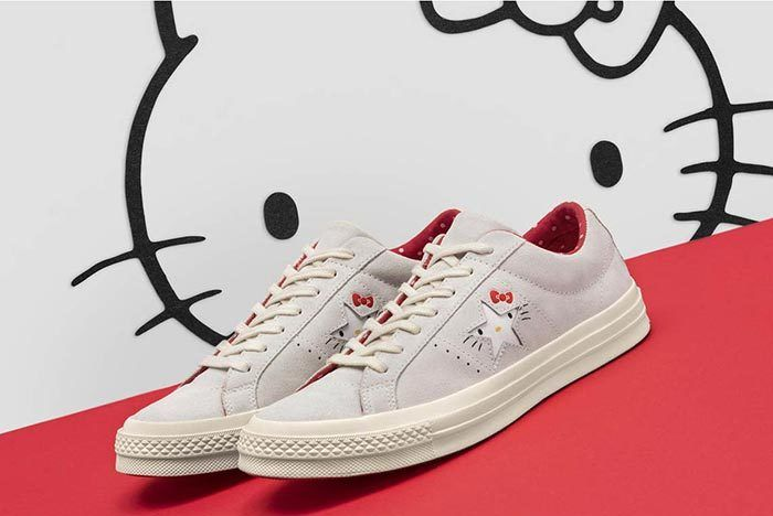 Converse Hello Kitty One Star
