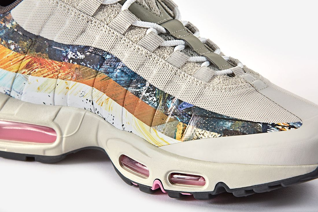 Size X Dave White X Nike Air Max 95 Collection 5