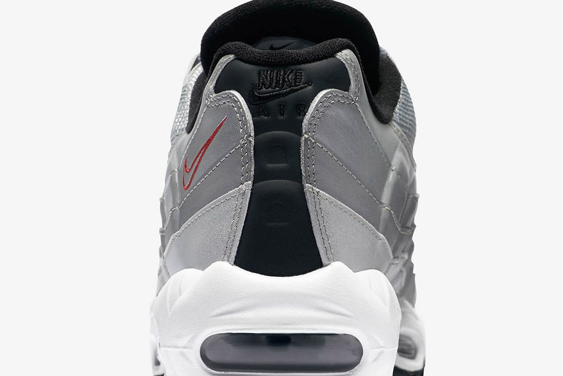 Nike Air Max 95 Silver Bullet 8