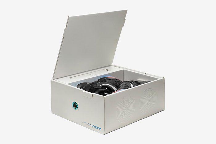 Nike Adapt Bb 2 0 Bq5397 001 Box