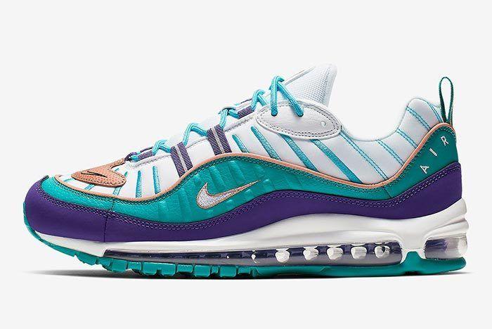 Nike Air Max 98 Charlotte 1
