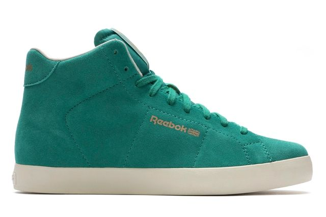 Reebok Classics Reserve The Franchise Hi Green 1