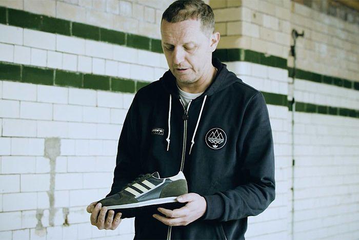 Gary Aspden Adidas Spezial Ss18