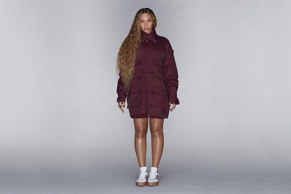 Beyonce x IVY PARK x adidas Super Sleek 72