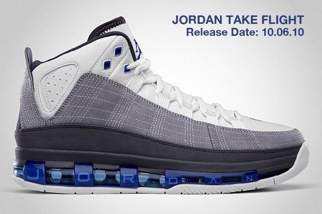 Jordan Take Flight Grey 1