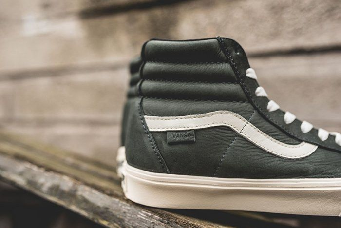 Horween X Vans Update Two Classics 5