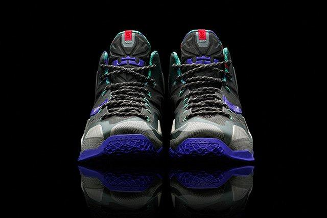 Nike Lebron Xi Official Images Terracotta Warrior 5