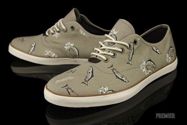 Vans Woessner Trout Shoe 2