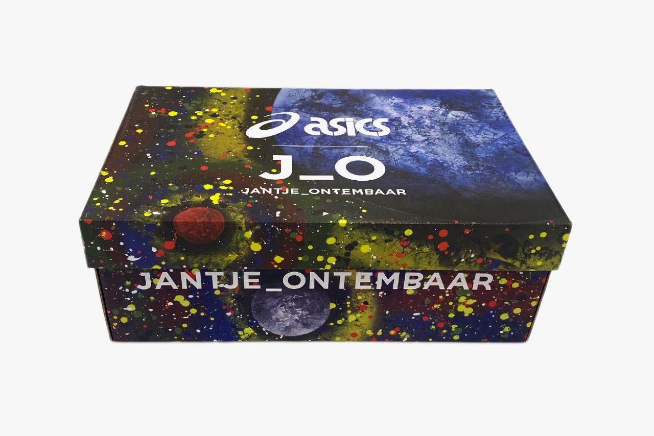 JANTJE_ONTEMBAAR x ASICS GEL-Kayano 5