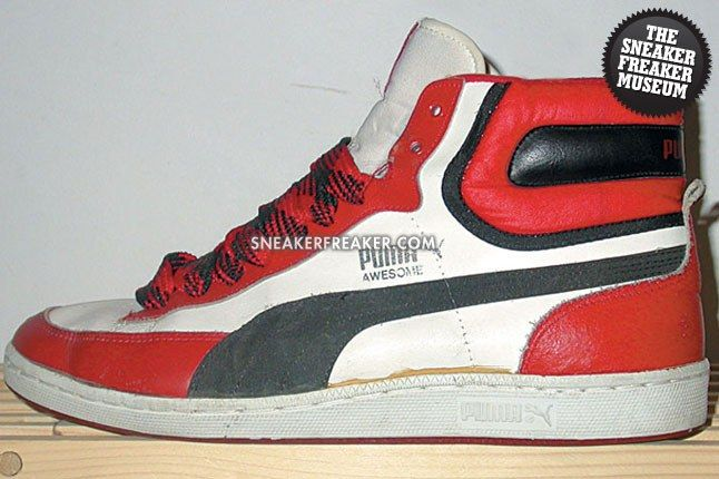 Awesome Red Pumawesome 1Large 1
