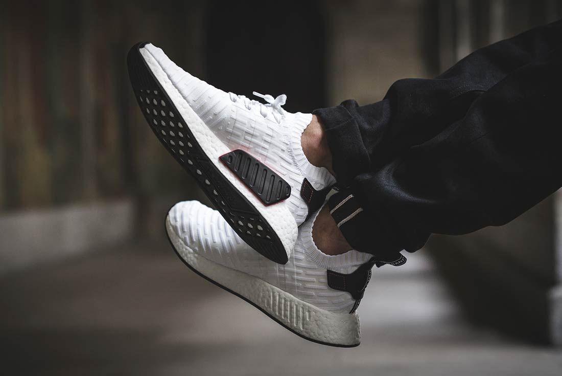 Adidas Nmd R2 Footwear White 2