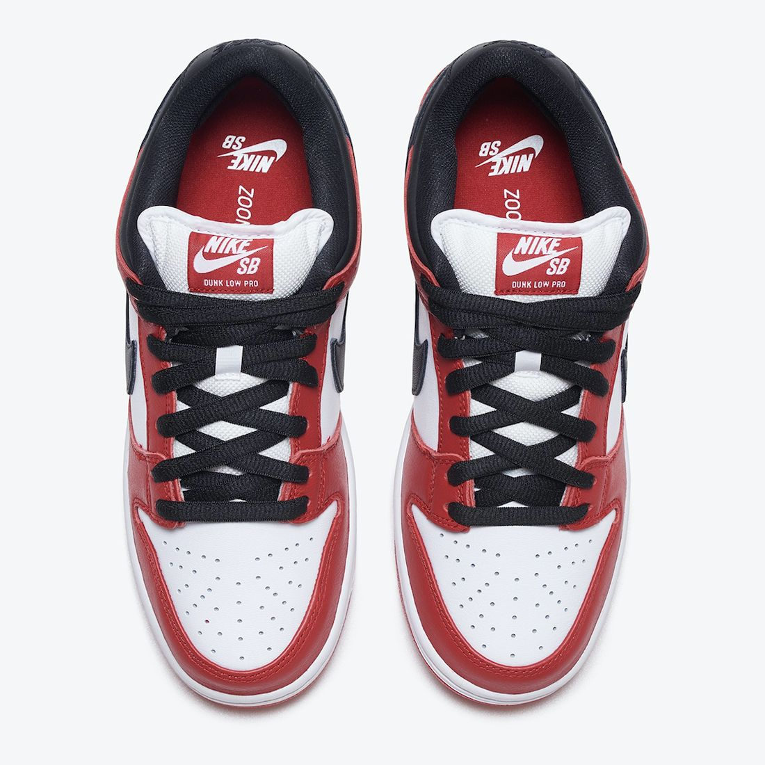 Nike SB Dunk Low Pro Chicago Top