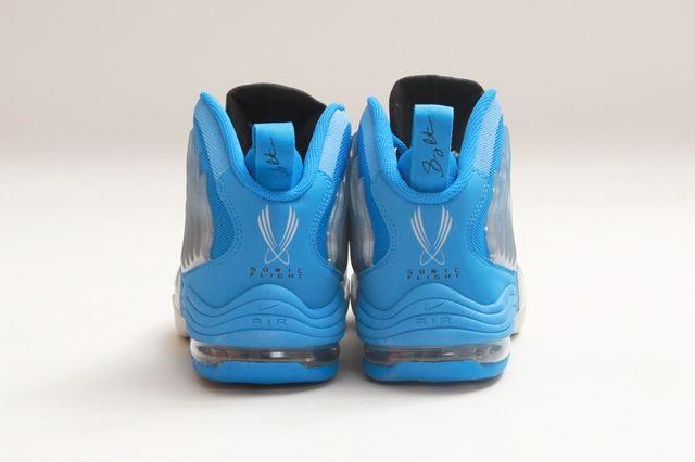 Nike Sonic Flight Electric Blue 3
