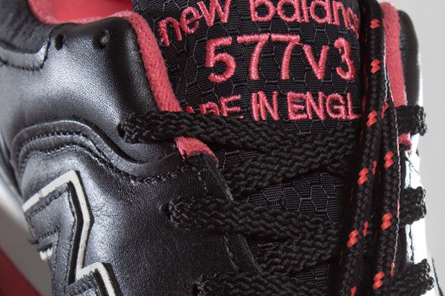 Staple X Size X New Balance 577 Black Pigeon Made In England 1