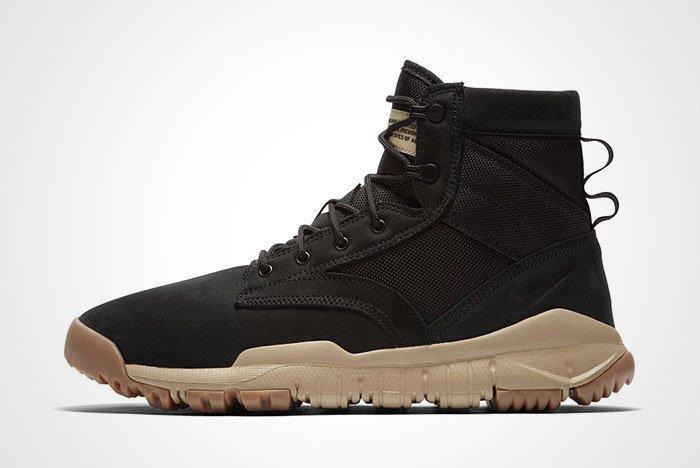 Nike Sfb 6 Inch Black Mushroom Thumb