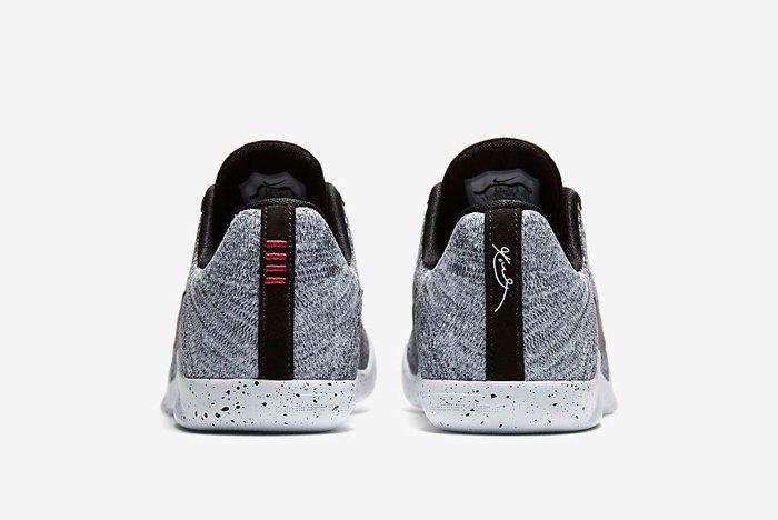 Nike Kobe 11 Elite Gs Oreo3