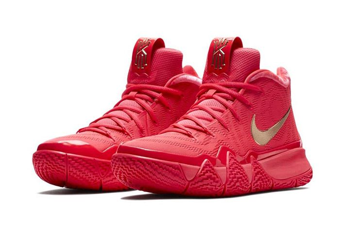 Nike Kyrie 4 Red Carpet 1
