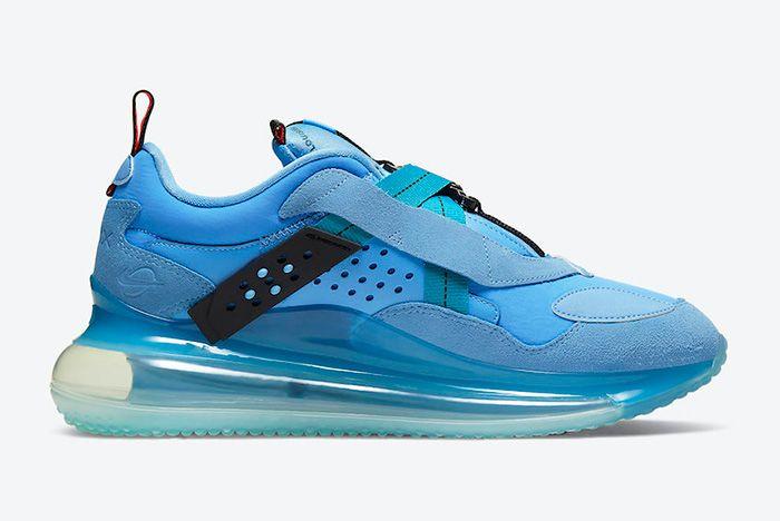 Nike Air Max 720 Slip Obj University Blue Da4155 400 Release Date Official 2